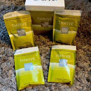 SAMPLE Thrive Lifestyle Mix Apple Pie